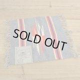 Chimayo Wool Blanket 【Gray】