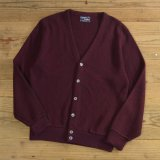 Cypress Links Mix Knit Cardigan MADE IN USA 【Small】