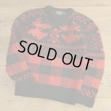 Polo Ralph Lauren Wool Knit Nordic Sweater