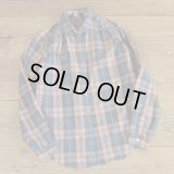 80s Woolrich Check Shirts 【Ladys】