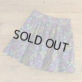 J.CREW Flower Pattern Skirt 【Ladys】