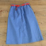 KORET CITY BLUES Denim Skirt with Belt 【Ladys】