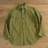 60s BOY SCOUTS OF AMERICA Vintage Shirts 【Ladys】