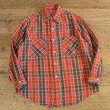70s Unknown Flannel Shirts 【Medium】