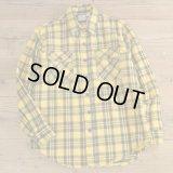 Prentiss Heavy Flannel Shirts MADE IN USA 【Medium】