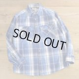 PRIVATE PROPERTY Heavy Flannel Shirts MADE IN USA 【Large】