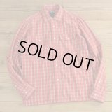 STUSSY Open Collar Check Shirts 【Small】