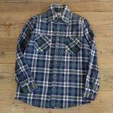 Sears Print Flannel Shirts