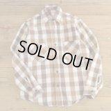 70s BIGMAC Heavy Flannel Shirts 【Small】
