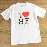 YAZBEK San Francisco Print T-Shirts 【Medium】