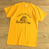 80s Velva Sheen Print T-Shirts MADE IN USA 【Small】