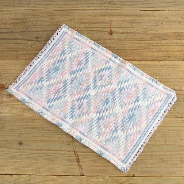 画像2: Unknown Native Cotton Rag