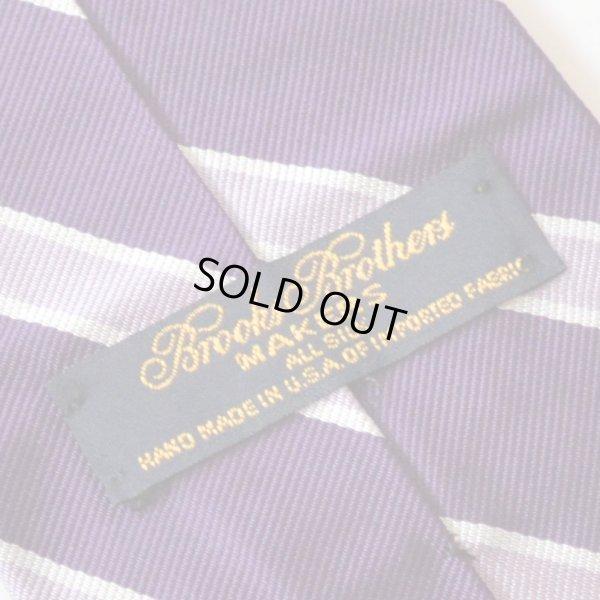 画像3: Brooks Brothers Bias Stripe Necktie