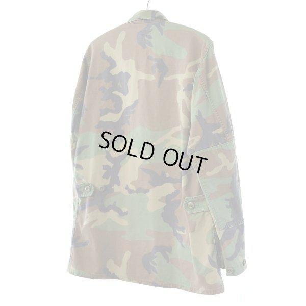 画像2: US ARMY カモフラージュ フィールドジャケット 【Sサイズ】