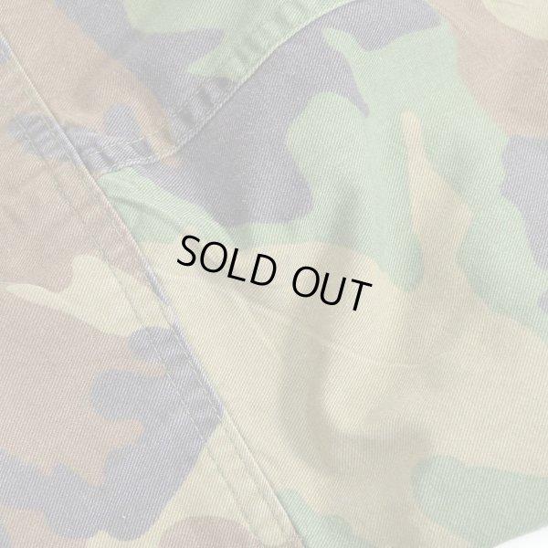 画像4: US ARMY カモフラージュ フィールドジャケット 【Sサイズ】