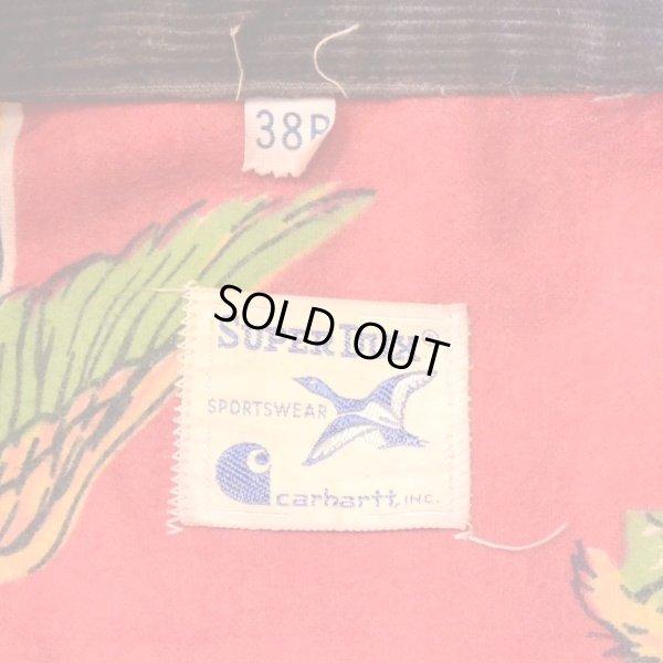 画像3: 60s Vintage Super Dux Carhartt Hunting Jacket Dead Stock