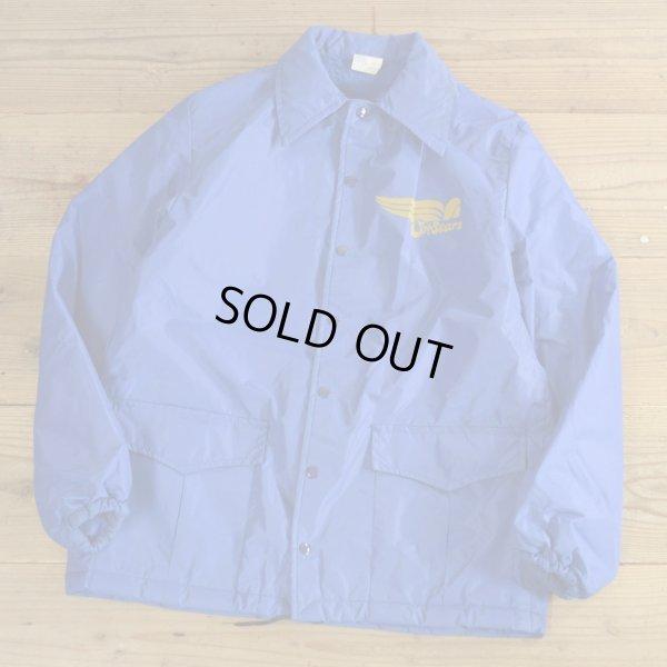 画像1: HOWE Nylon Coach Jacket MADE IN USA 【Medium】
