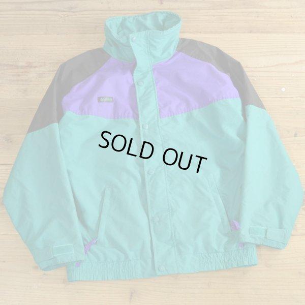 画像1: Columbia Nylon Jacket 【Medium】