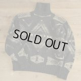 Polo Ralph Lauren Native Pattern Turtle Neck Sweater