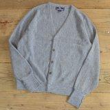 STEEPLECHASE Acrylic Knit Cardigan