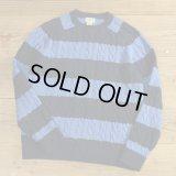 L.L.Bean Cotton Knit Border Sweater