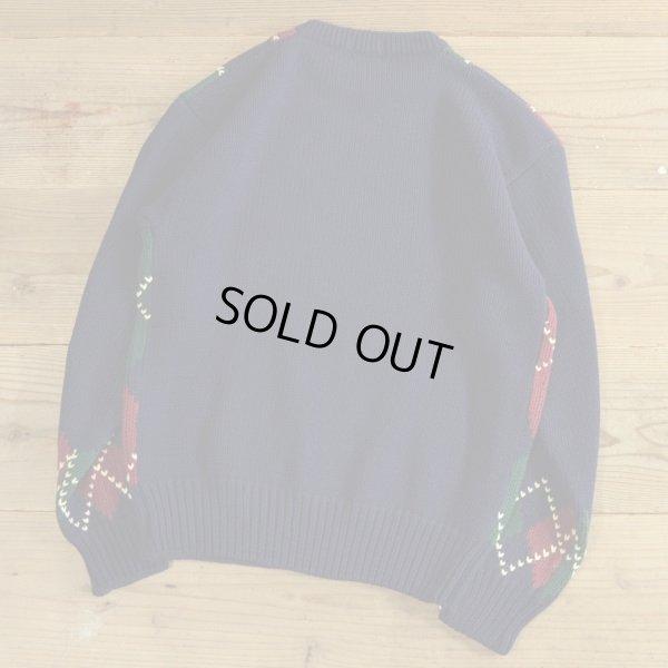 画像2: BROOKS BROTHERS Cotton Knit Argyle Sweater