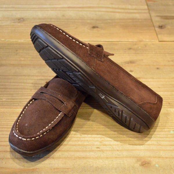 画像2: LAND`S END Suede Loafer Shoes 【レディース】 【SALE】