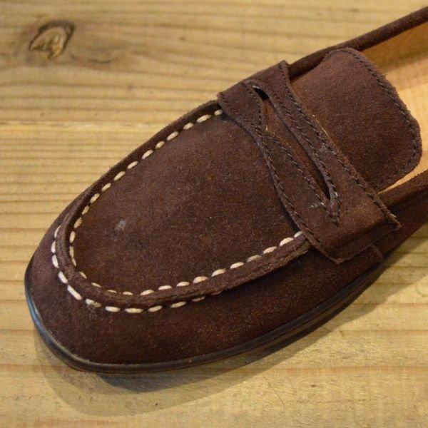 画像3: LAND`S END Suede Loafer Shoes 【レディース】 【SALE】