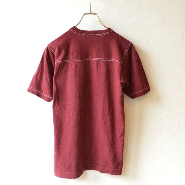画像3: 80s Sportswear College Print Football T-shirts 【SALE】