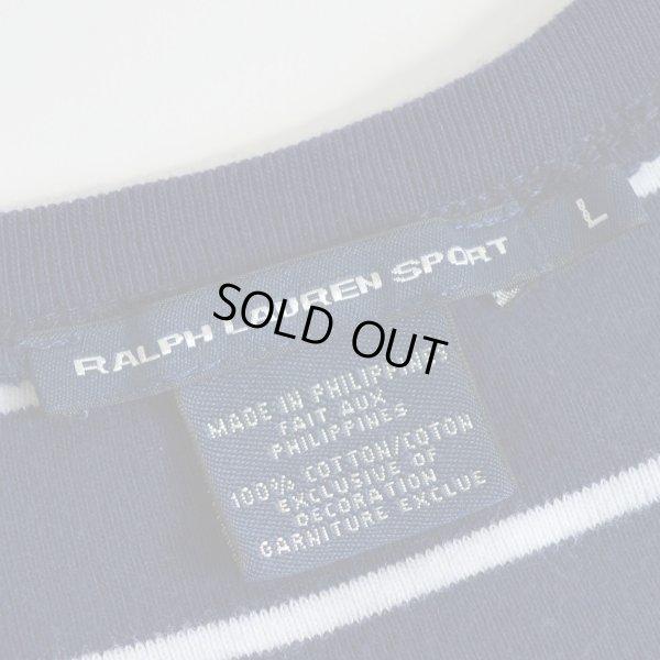 画像3: Ralph Lauren ボーダーTシャツ 【約 Sサイズ】