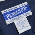画像3: PENDLETON ペンドルトン ウールチェック ベスト 【約 Mサイズ】 【レディース】 (3)