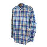 Ralph Lauren ラルフローレン チェック ボタンダウンシャツ 【約 Mサイズ】 【レディース】