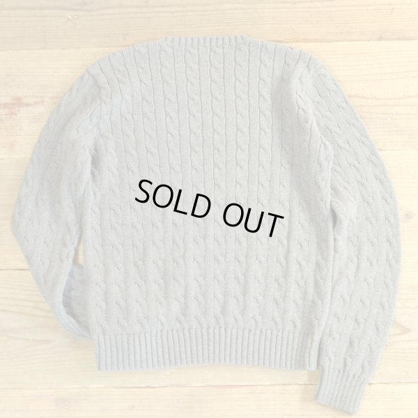画像3: Ralph Lauren Cable Knit Sweater