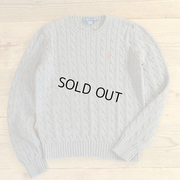 画像2: Ralph Lauren Cable Knit Sweater
