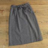 CHAUS Wool Rap Skirt 【Ladys】