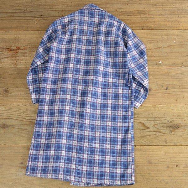 画像2: REST-SAFE ROBE Flannel Check Gown 【Ladys】