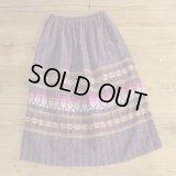 Unknown Ethnic Pattern Skirt 【Ladys】