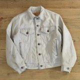 Levi's Color Denim Jacket with Flannel 【Ladys】