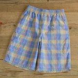 90s GAP Check Half Pants 【Ladys】