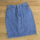 POLO COUNTRY Denim Skirt MADE IN USA 【Ladys】