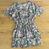 CAPACITY Flower Pattern All In One 【Ladys】