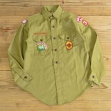 BOY SCOUTS OF AMERICA Boy Scouts Shirts 【Ladys】
