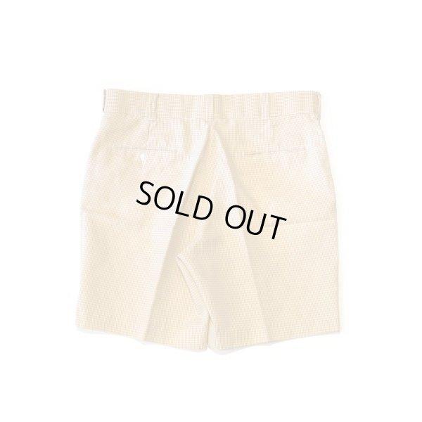 画像2: 70-80s Unnown Polyester Half Check Pants