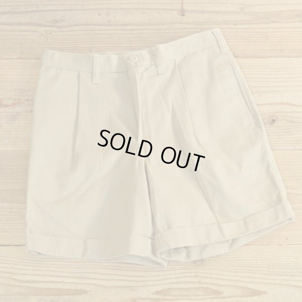 画像1: Unknown Chino Shorts Dead Stock MADE IN USA 【W31】