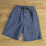 GRAMICCI Climbing Check Half Pants MADE IN USA 【Small】