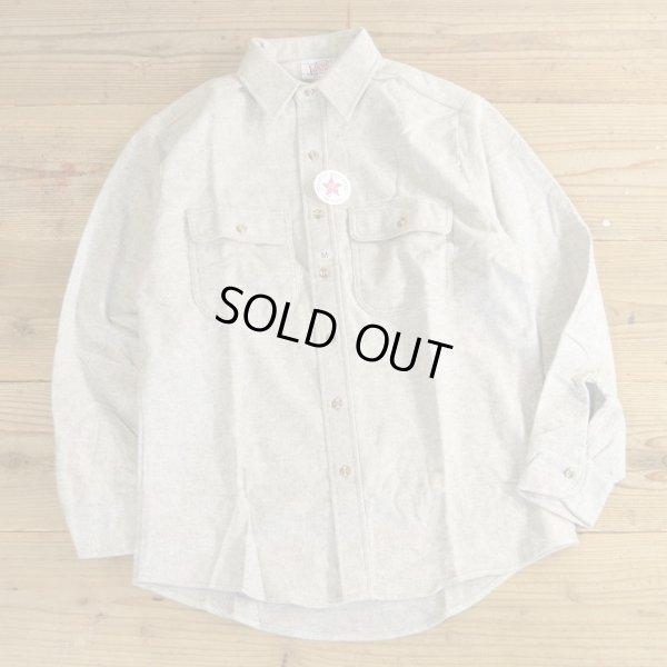 画像1: PRIVATE PROPERTY Flannel Shirts Dead Stock MADE IN USA 【Medium】