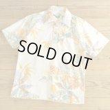 70s BIG SUR Cotton Aloha Shirts 【Small】