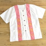 Unknown Ethnic China Shirts 【Small】