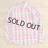 J.CREW Check B.D Shirts 【X-Small】