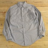 60s BIG LEED Vintage Work Shirts 【Small】